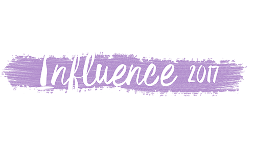 Influence 2017 Logo
